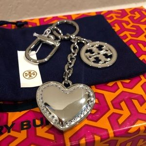 Tory Burch Key Chain/Purse Charm